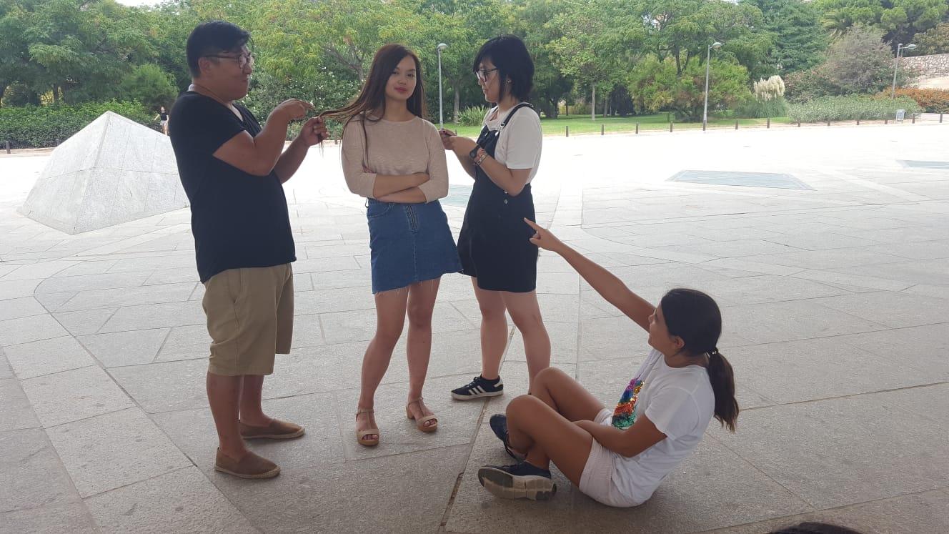 Lo que aprendimos un día con las niñas de origen chino de Valencia