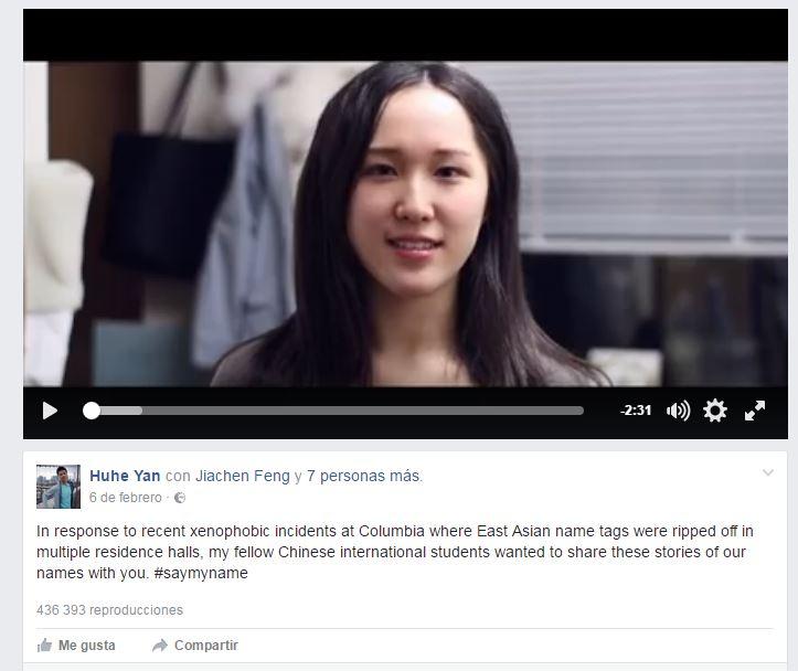 Cuando tu nombre no corresponde con tu cara (o por qué muchos chinos tenemos nombres occidentales)