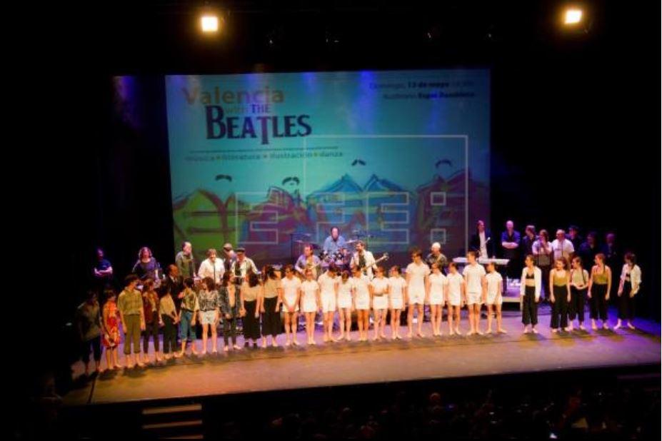 """La Movida Valenciana revive a los Beatles en el Olympia con su """"Álbum Blanco"""""""