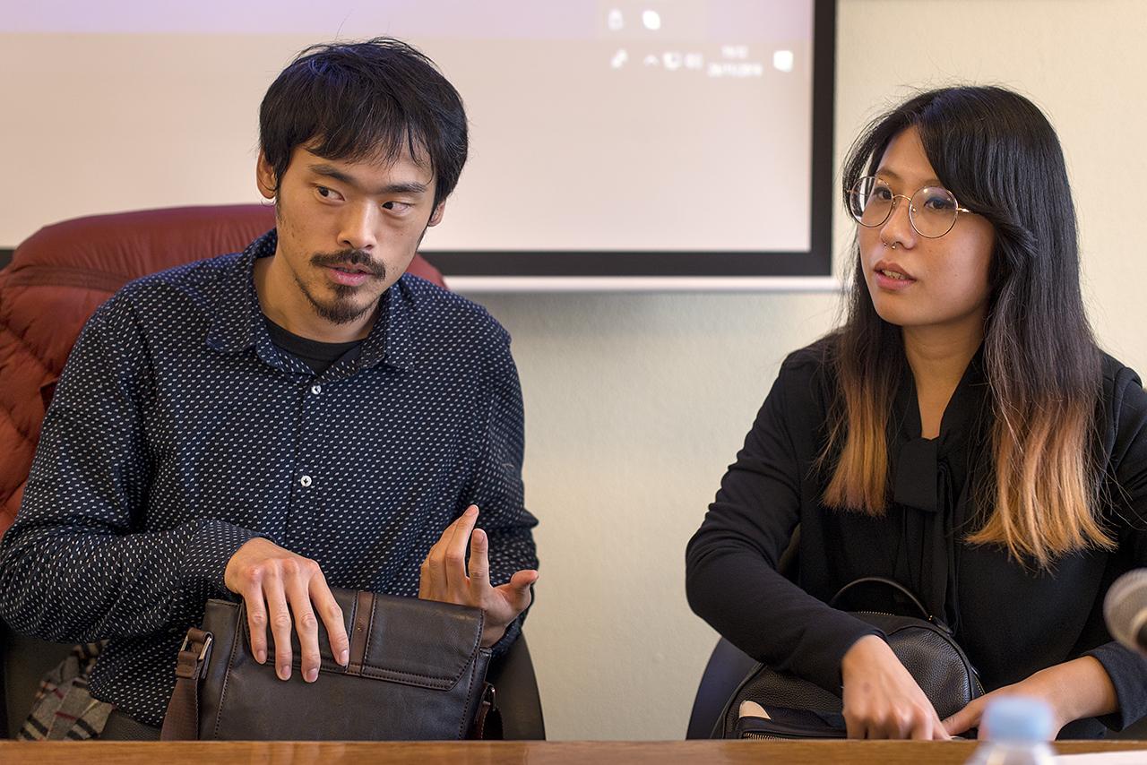 """Filología proyectó """"Xiao Xian"""", primer cortometraje """"chiñol"""" preseleccionado para los Goya"""